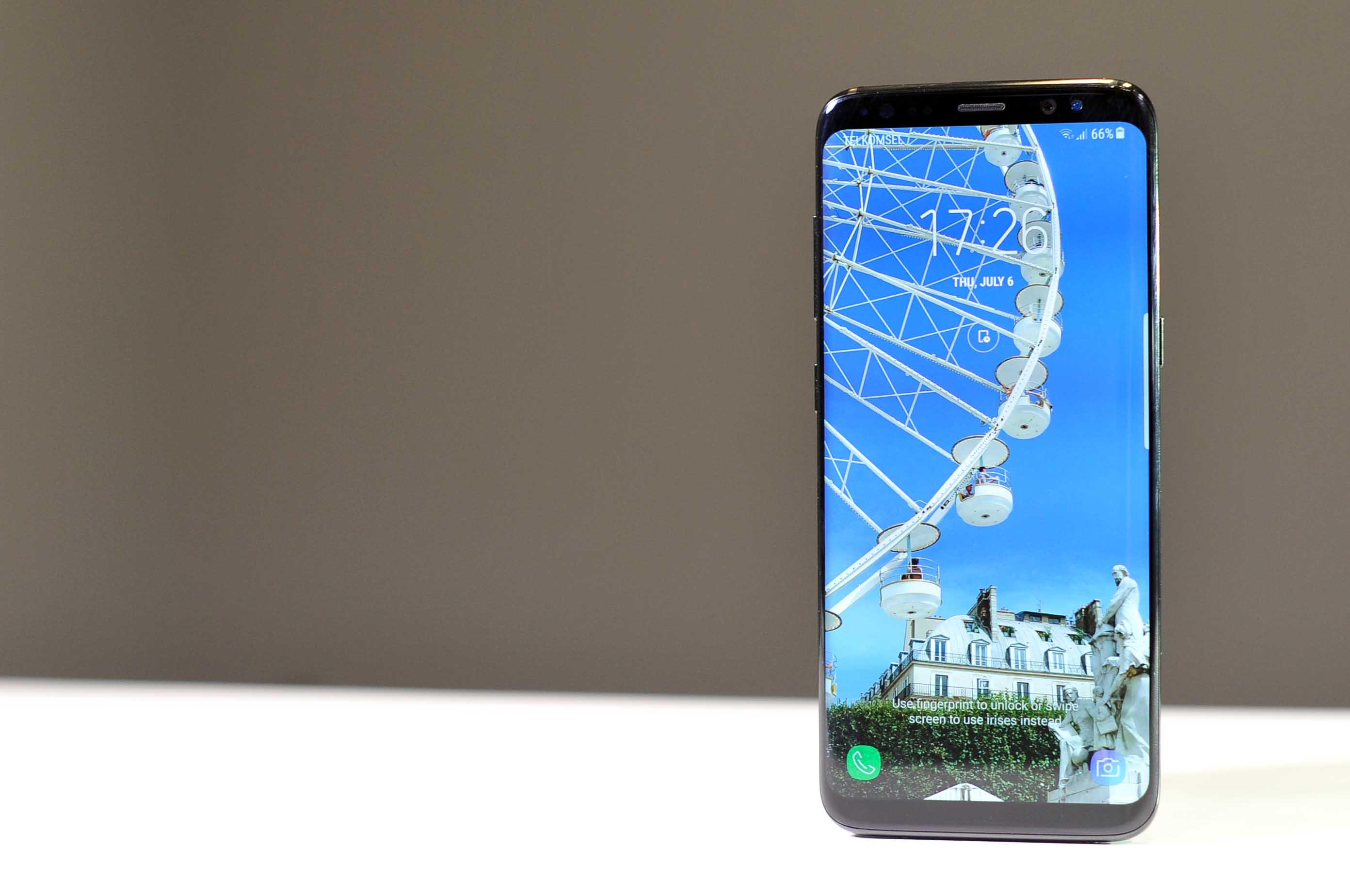 Video Review Kesan Menggunakan Samsung Galaxy S8