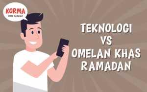 Komik Ramadan (Korma) Episode 3