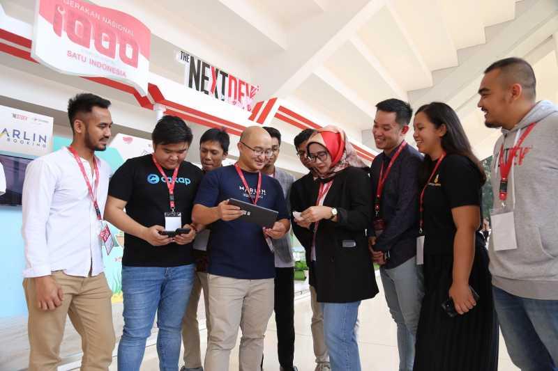 Telkomsel Dorong Kemunculan 1.000 Stratup Digital Baru di Indonesia