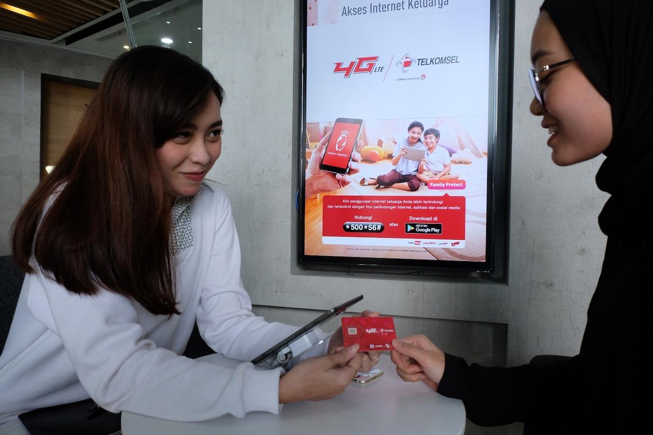 Pelanggan yang Ganti Kartu 4G Sekarang, Telkomsel Beri Kuota 30GB