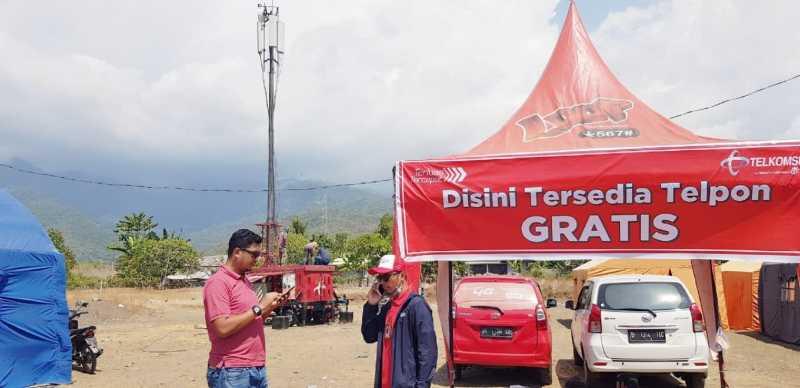 Pelanggan Telkomsel di Lombok Bisa Telpon Gratis ke Semua Operator