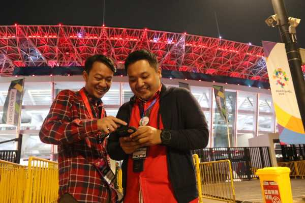 Saat Opening Asian Games Lonjakan Data Telkomsel Sampai 95 Kali Lipat