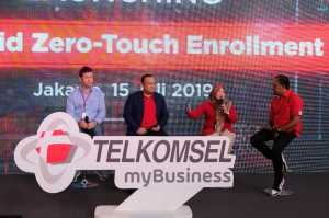 Tingkatkan Pasar <i>Business to business</i>, Telkomsel Gandeng Google