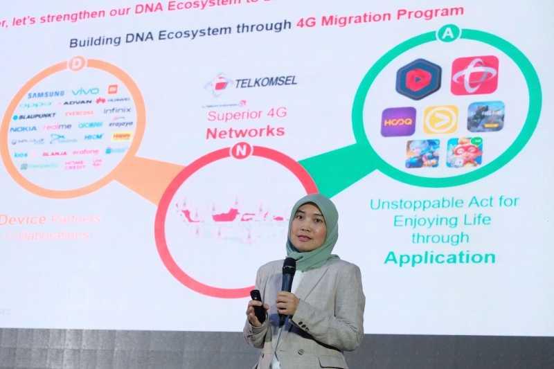 Siasat Telkomsel Agar Perangkat 4G Merata di Indonesia