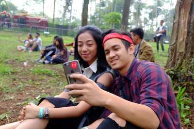 Pak Capres <i>kok Gak</i> Bahas Akses Internet, Padahalkan Hak Asasi Juga