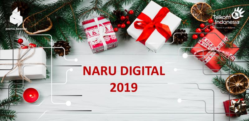 Program Unggulan di Natal & Tahun Baru dari Telkom