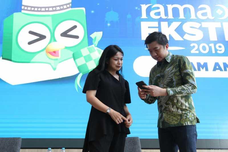 Orang Indonesia <i>Demen</i> Belanja Pas Lebaran, Tokopedia Raup Rp 18,5 T