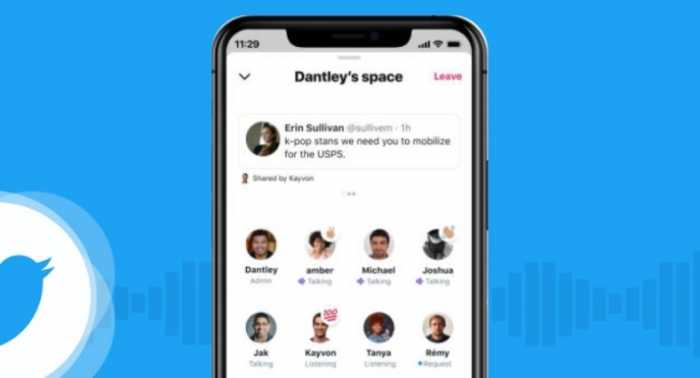 Apa Itu Twitter Spaces? Pesaing Clubhouse Versi Android