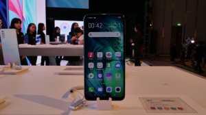 FOTO: Lebih Dekat dengan Ponsel Kekinian, Vivo S1