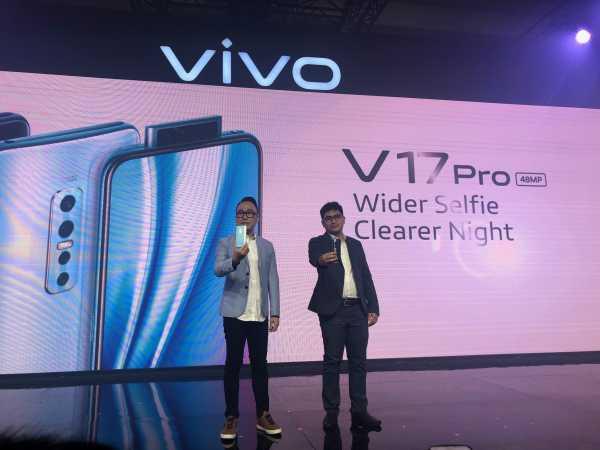 Vivo V17 Pro Rilis di Indonesia, Harga Rp 5,6 Juta