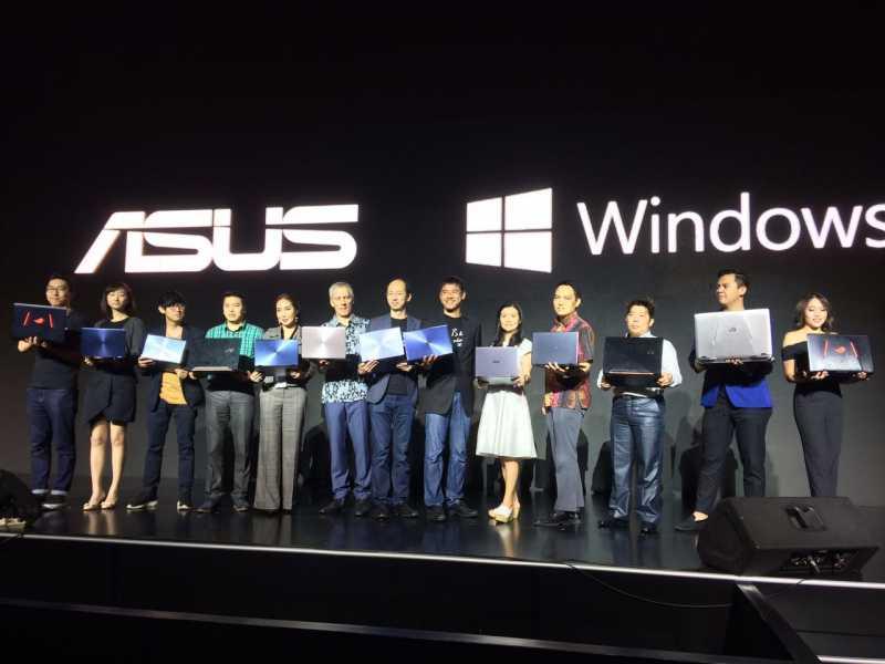 Kolaborasi Raksasa Asus dan Microsoft