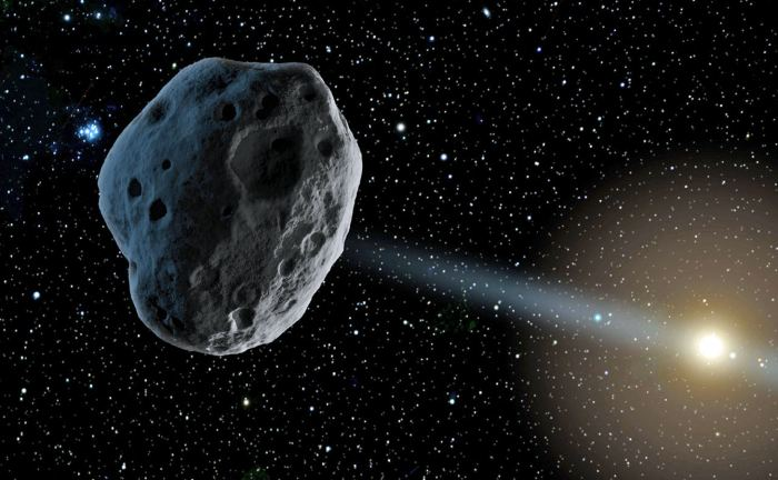 Ada Asteroid Raksasa Dekati Bumi, Penasaran Sebesar Apa?