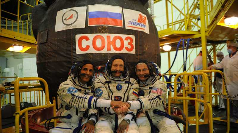3 Astronaut Habiskan 168 Hari di Antariksa, Apa Pengaruhnya ke Tubuh?