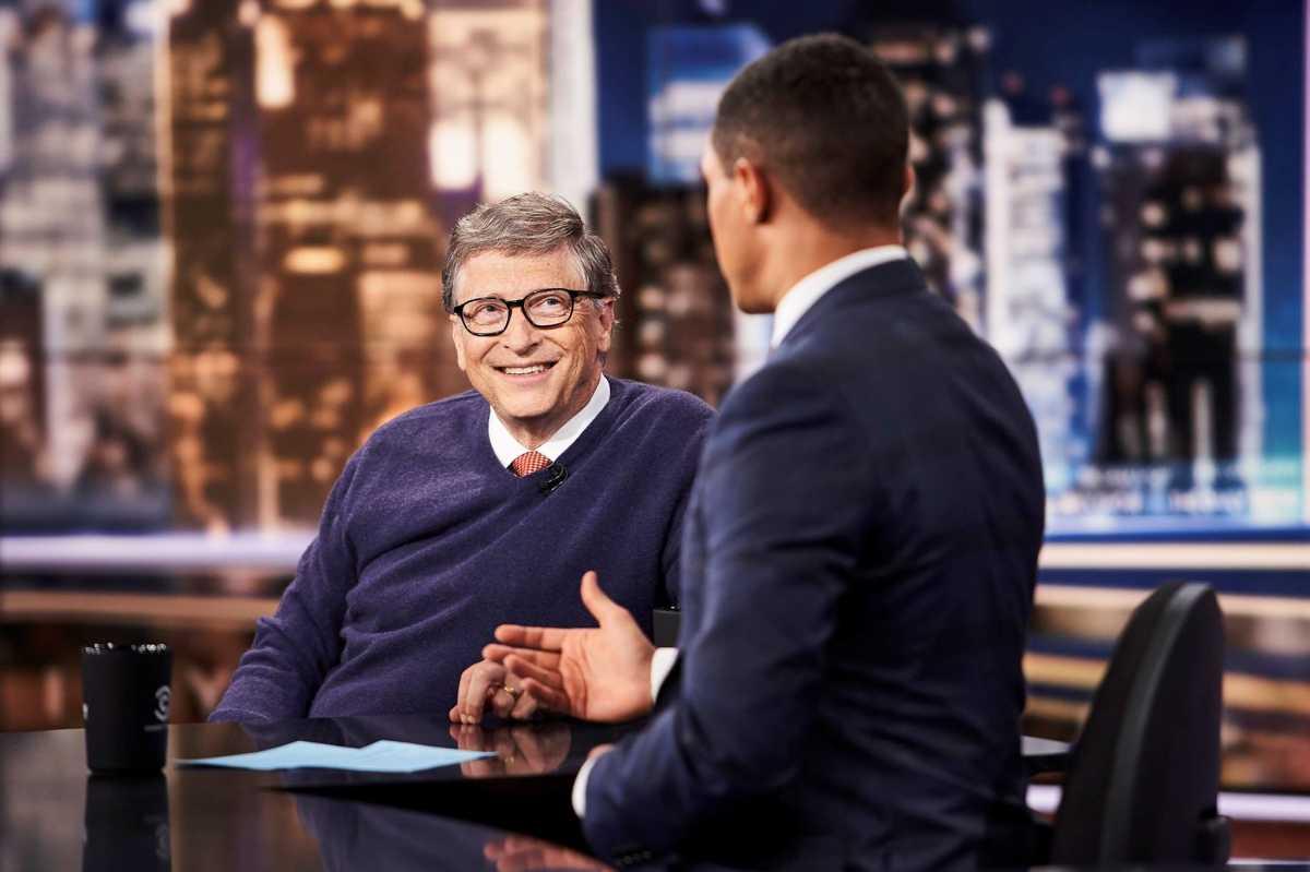 Bill Gates Sumbang Rp 1,8 Triliun untuk Temukan Vaksin Covid-19
