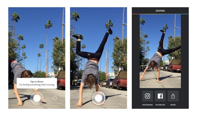 <i>Wih</i>, Instagram Bakal Tambah 5 Efek di Boomerang