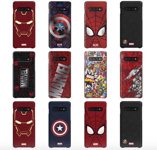 Euforia Avengers, Samsung Jual <i>Casing</i> 'Ajaib' untuk Galaxy S10