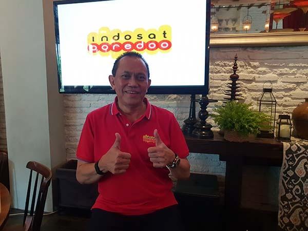Indosat Resmi Umumkan CEO Barunya