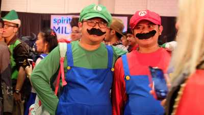 Mario Bros Sampai Joker Ramaikan Indihome eSport League