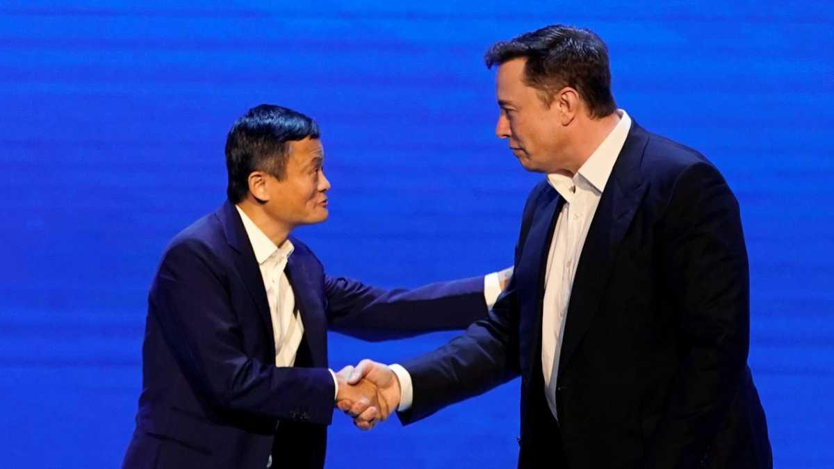 Debat Elon Musk vs. Jack Ma: Mending Tinggal di Bumi atau Mars?