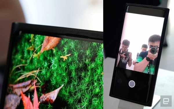 <i>Goks</i>, Kamera Depan Oppo 'Sembunyi' di Bawah Layar