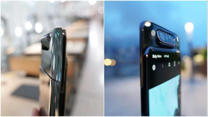 Kamera Galaxy A80 <i>Stuck</i> Gak Bisa Berputar?