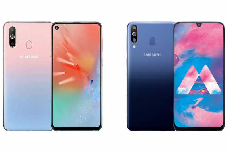 Samsung Tambah Lagi Seri A, Kini Ada Galaxy A40s dan A60