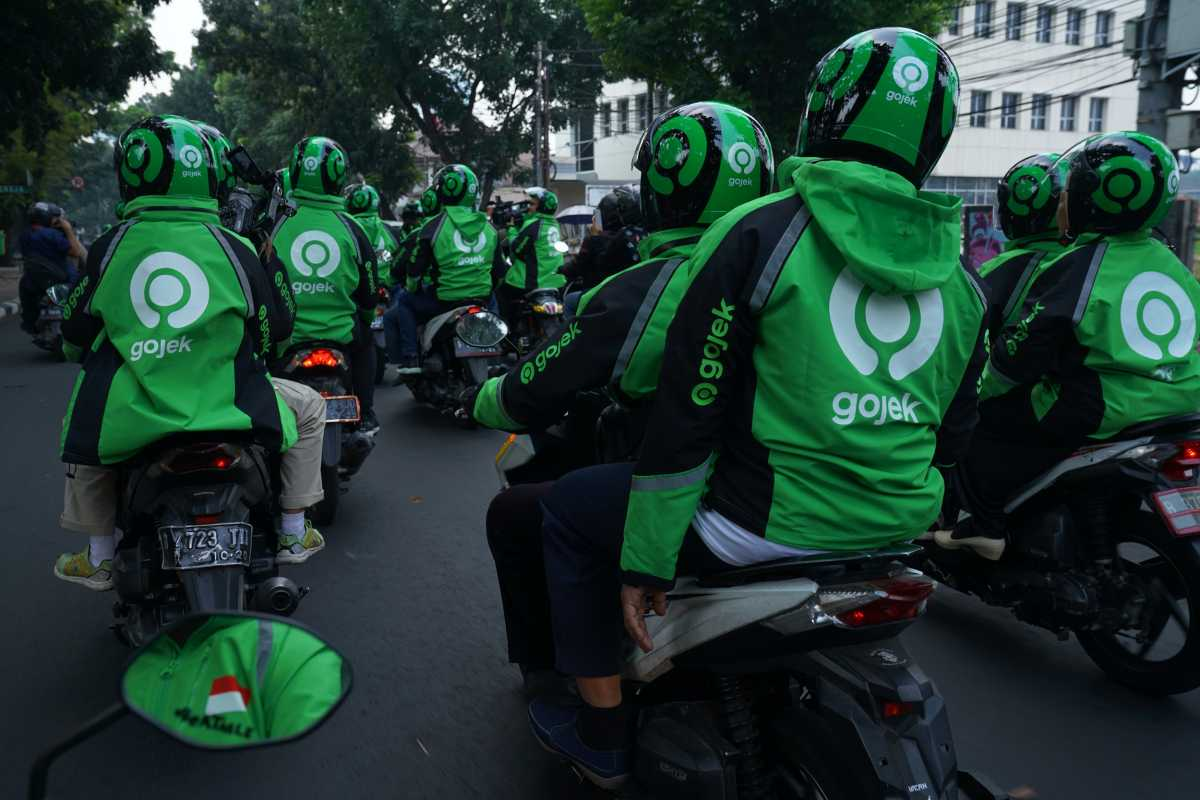 Gojek Ganti Logo, Oke Gak Menurut Kalian?
