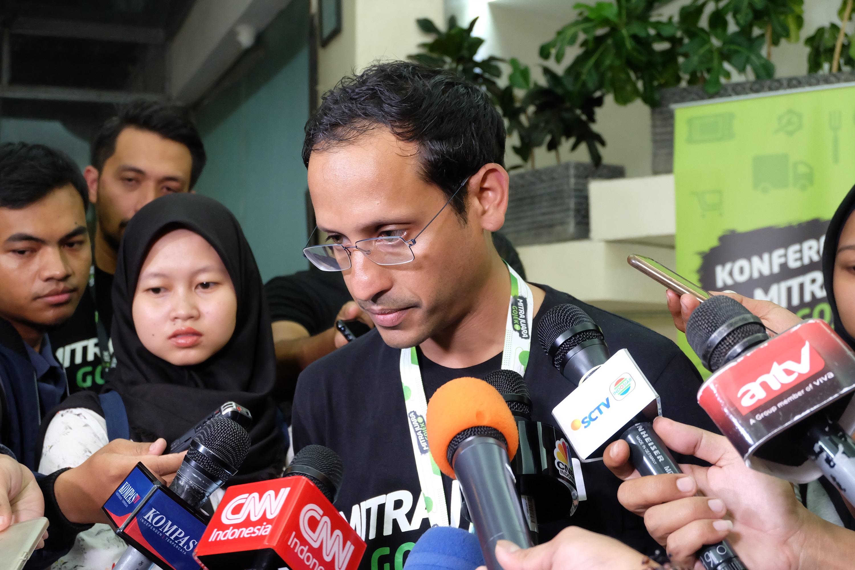 Siapa Pimpin Gojek Jika Nadiem Jadi Menteri Jokowi?