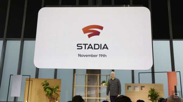 Google Beberkan Tanggal Rilis Platform Streaming Game Stadia