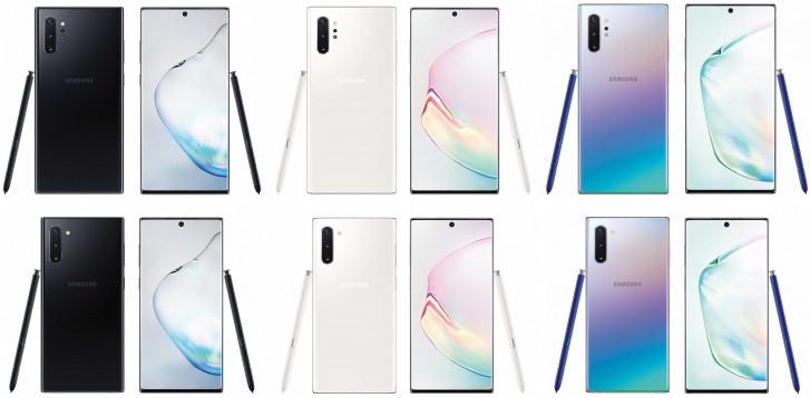 Dua Hal yang Bakal 'Dicontek' Galaxy Note 10 dari iPhone