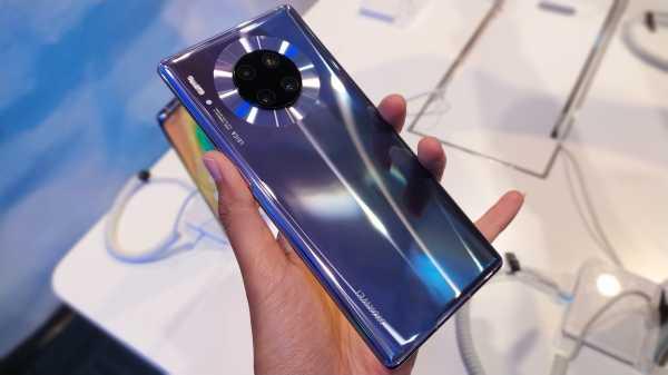 Huawei P40 Tak Pakai Layanan Google?
