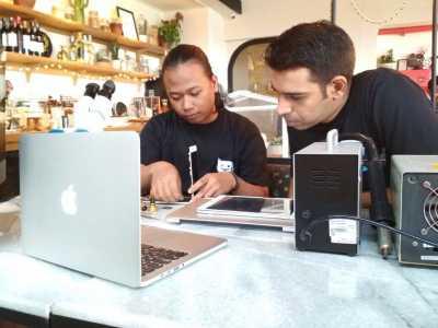 iBenerin Tawarkan Solusi Perbaikan Produk Apple