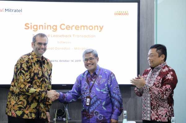 Indosat Jual 3.100 BTS ke Dua Perusahaan ini Seharga Rp6,3 Triliun