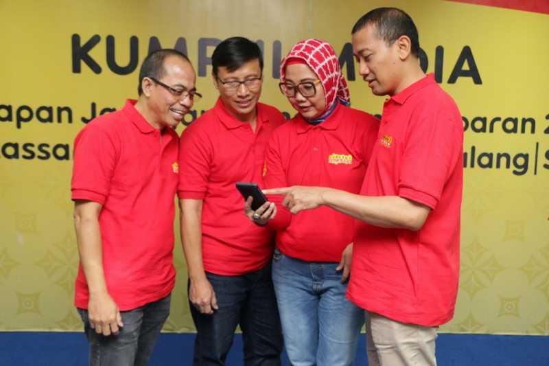 Indosat 'Ramal' Lonjakan Trafik Internet 20 Persen Saat Lebaran