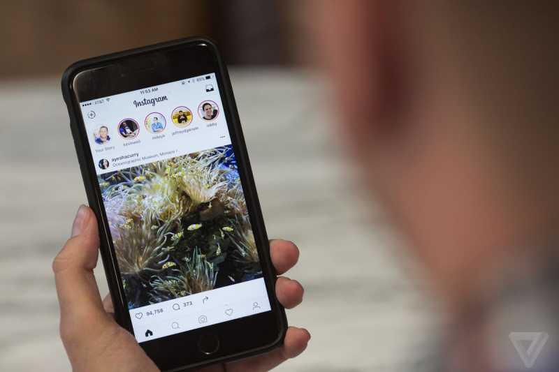 <i>Wow</i>, Setiap Hari Ada 500 Juta User Instagram yang Unggah Stories