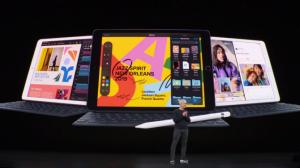iPad 10.2 Inci Dirilis, Tablet Murah Versi Apple