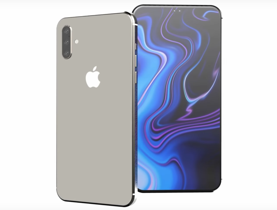 iPhone Baru Gak Pakai Poni, Lalu Pakai Sidik Jari di Layar?