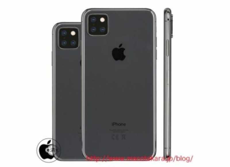 Bocoran Baru iPhone XI dengan 3 Kamera, Desainnya <i>Begini Amat</i>