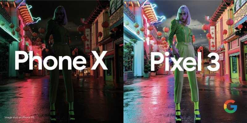 Bos Google Bandingkan Kamera iPhone XS dan Pixel 3, Hasilnya?