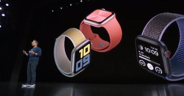Ada Fitur Apa Aja di Apple Watch 5?