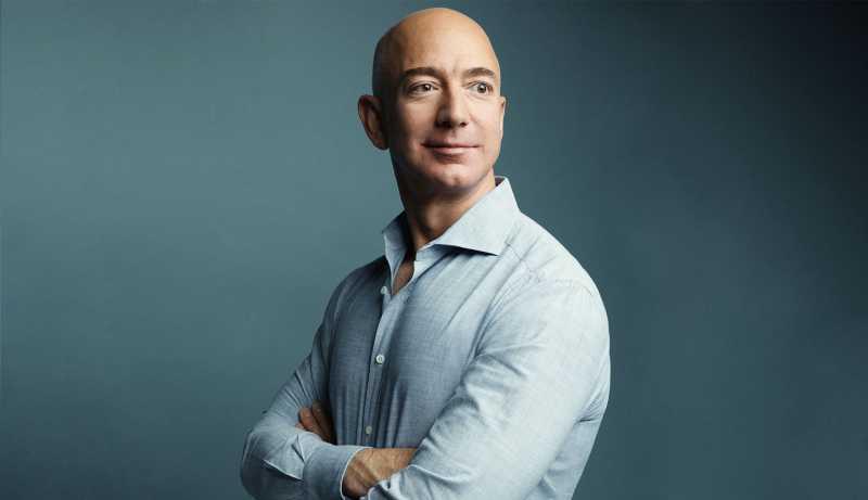 Jeff Bezos, Calon Duda Terkaya di Dunia