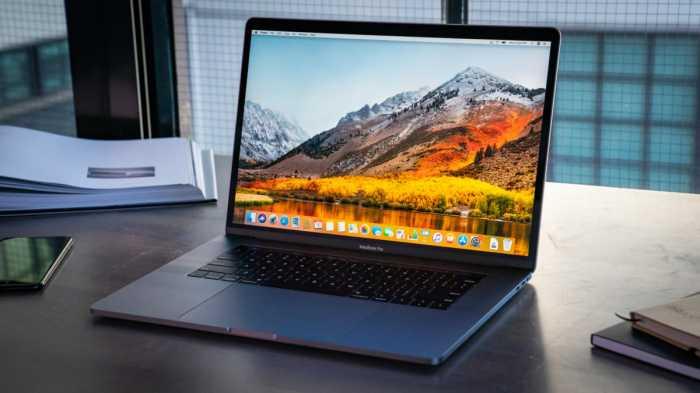 Apple Bakal Sematkan Resolusi Layar Lebih Tinggi di MacBook Pro Baru?