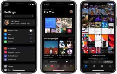 Terbukti, <i>Dark Mode</i> di iPhone Bikin Baterai Gak <i>Boncos</i>