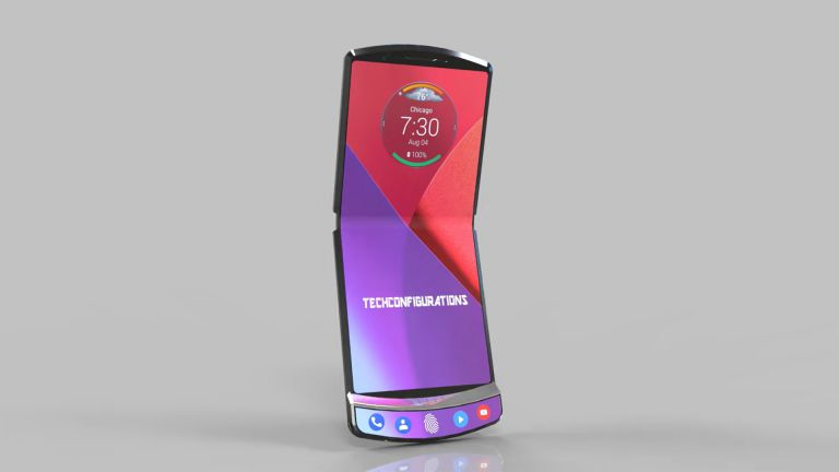 Jadi Juga Motorola Rilis Ponsel Layar Lipatnya November Besok