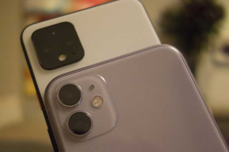 Kayak Kembar, Yuk Bandingin Google Pixel 4 vs. iPhone 11