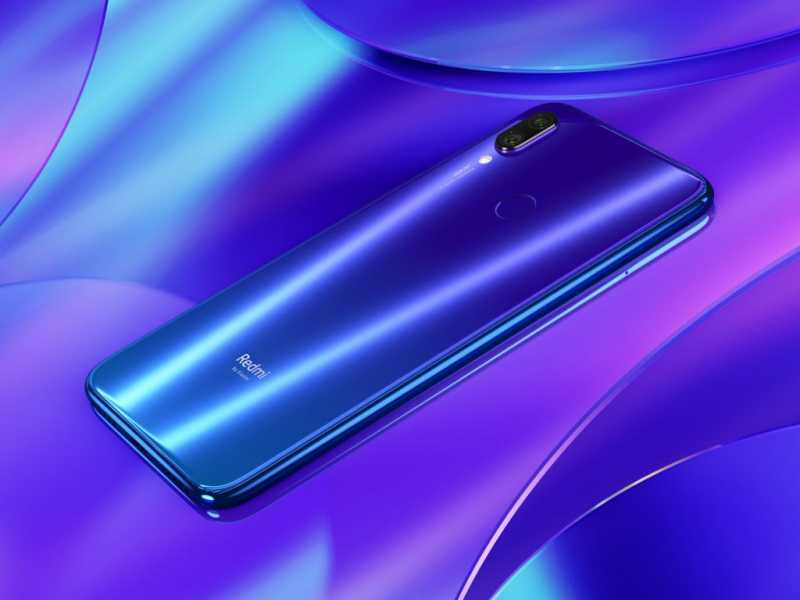 Bagi yang Gak Sabar, Redmi Note 7 Dirilis 21 Maret Mendatang