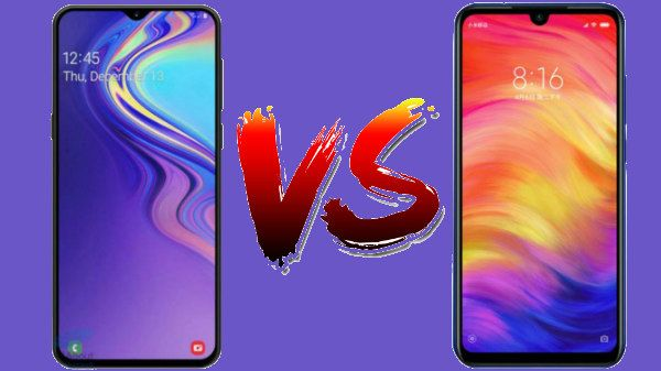 Adu Spek Galaxy M30 vs Redmi Note 7, Siapa Unggul?