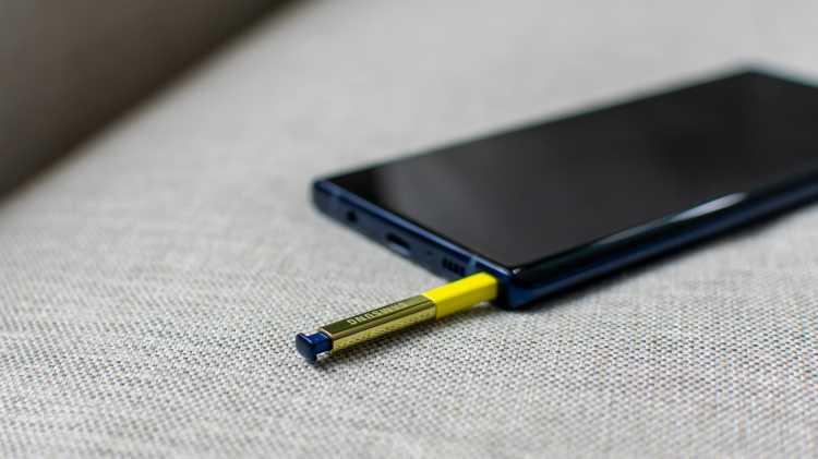 S Pen di Galaxy Note 10 Bakal Bisa Ngomong?