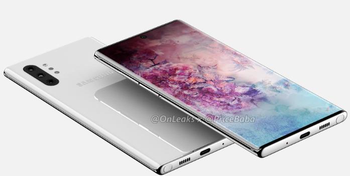 Galaxy Note 10 Masih Pakai Tombol Fisik, Nih?