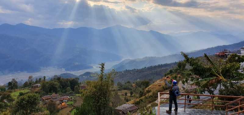 Meringkus Keindahan Nepal dari Mata Galaxy S10